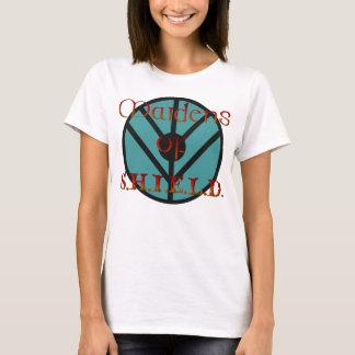 Maidens of SHIELD Plain T-Shirt