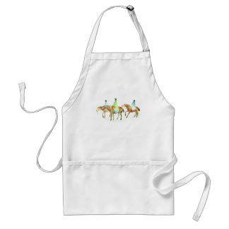 Maidens on Horses Standard Apron