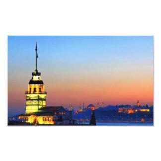 Maiden's Tower Photo Print