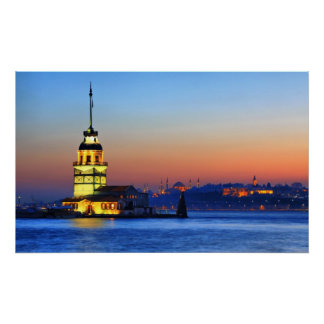 Maiden's Tower Poster