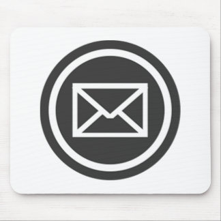 Mail Sign Mouse Pad