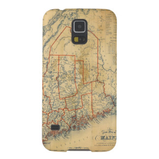 Maine 18 galaxy s5 covers