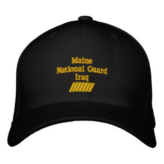 Maine  42 MONTH TOUR Embroidered Baseball Caps