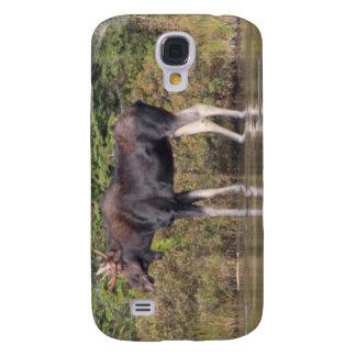 Maine Bull Moose Galaxy S4 Case