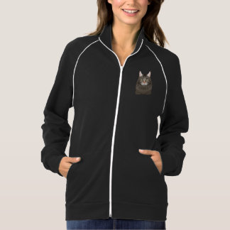 Maine Coon Cat Personalized Jacket