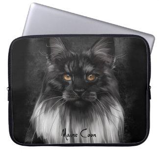 Maine Coon Laptop Sleeve