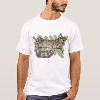 Maine Coon scratch T-Shirt