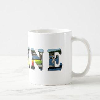 Maine Letters Coffee Mug