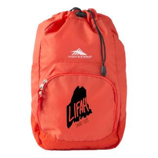 Maine LIFAH backpacks have arrived ! Backpack