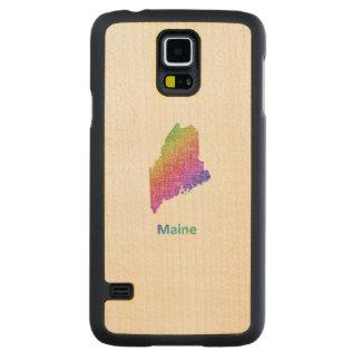 Maine Maple Galaxy S5 Slim Case