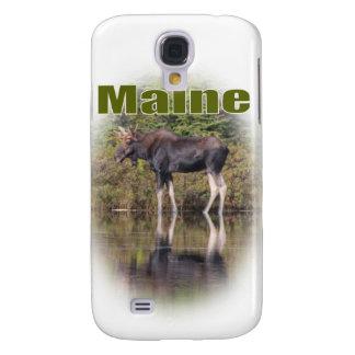 Maine Moose Galaxy S4 Case