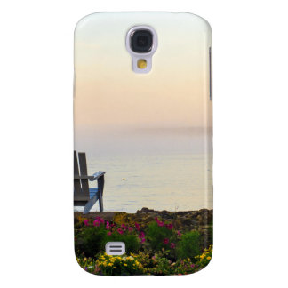 Maine Morning Mist Galaxy S4 Case