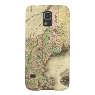 Maine, New Hampshire, Vermont, Massachusetts Case For Galaxy S5