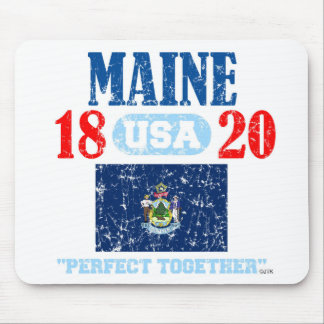 MAINE PERFECT TOGETHER DISTRESSED PRODUCTS MOUSE PAD