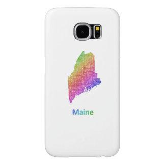 Maine Samsung Galaxy S6 Cases
