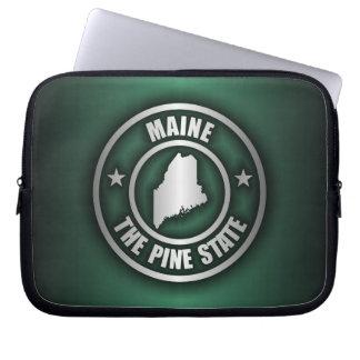 """""""Maine Steel 2"""" Laptop Sleeve"""