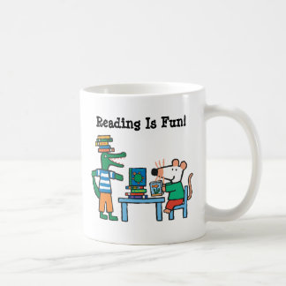 Maisy and Friends Enjoy the Library Coffee Mug