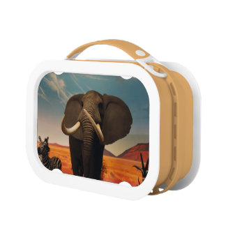 Majestic Stature Lunchboxes