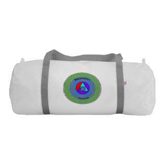 Majestic Vision Triangulation Series Gym Bag