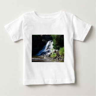Majestic Waterfall at Gooseberry Falls – Nature Tee Shirt