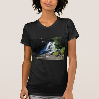 Majestic Waterfall at Gooseberry Falls – Nature Tshirts