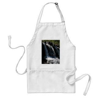 Majestic Waterfall - Gooseberry Falls Apron