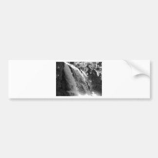 Majestic Waterfall - Gooseberry Falls Bumper Sticker