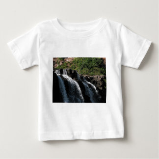 Majestic Waterfall - Gooseberry Falls by the Trees Tshirt
