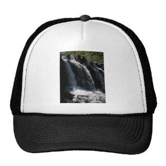 Majestic Waterfall - Gooseberry Falls Mesh Hat