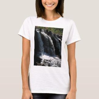 Majestic Waterfall - Gooseberry Falls T-Shirt