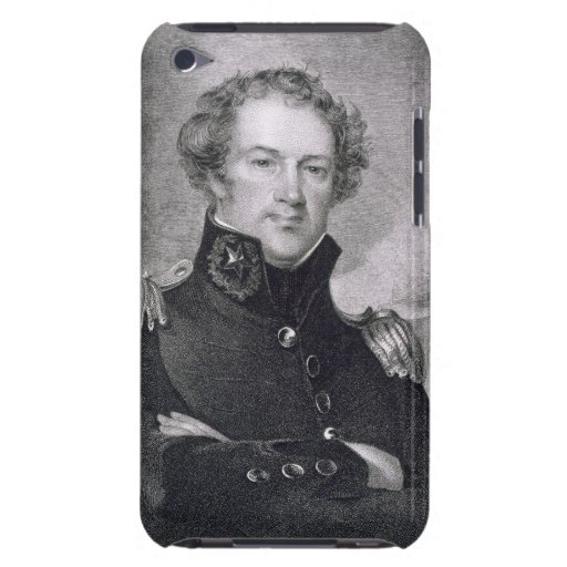 Major General Alexander Macomb (1782-1842), engrav iPod Touch Case-Mate Case
