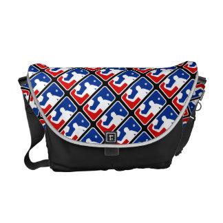 Major League Pickleball Medium Messanger Bag Courier Bags