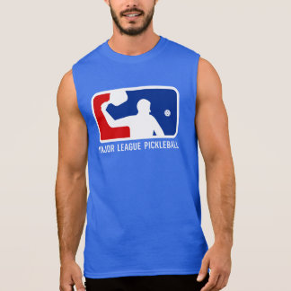 """Major League Pickleball"" Sleeveless T-shirt"