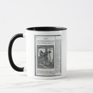 Major Stepe Bonnet, from 'Histories and Lives Mug