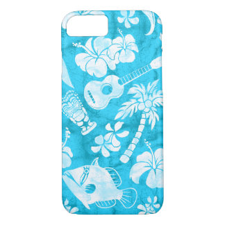 Makapuu Beach Hawaiian Batik iPhone 8/7 Case
