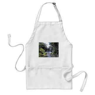 Makaroa Waterfall Apron