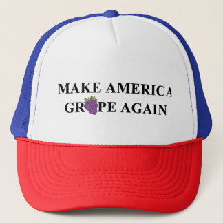 Make America Grape Again Trucker Hat