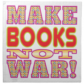Make Books v2 Printed Napkins