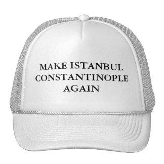 Make Istanbul Constantinople Again Cap