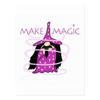 Make Magic Post Card
