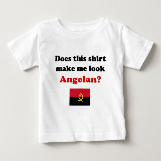 Make Me Look Angolan Infant/Toddler Apparel Baby T-Shirt