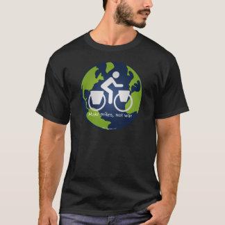 Make miles, not war T-Shirt