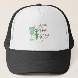 Make Mine Tall Trucker Hat