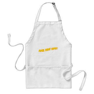 make pappy happy standard apron