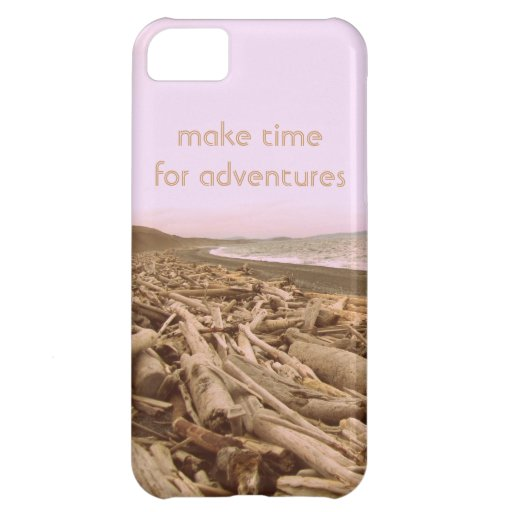 Make Time For Adventures Cover For iPhone 5C