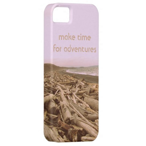 Make Time For Adventures iPhone 5 Cover