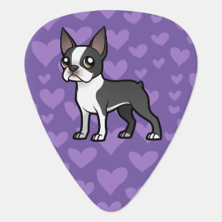 Make Your Own Cartoon Pet Plectrum