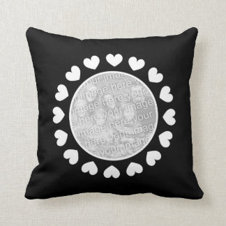 Make your own photo throw pillow for your picture