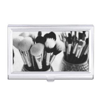 MakeUp Artist Cosmetology Salon Beauty Card Holder