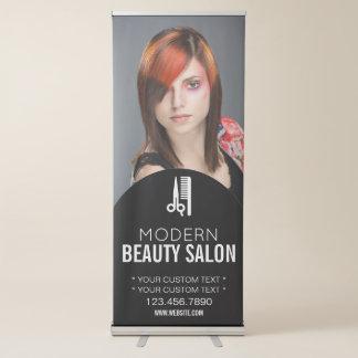 Makeup Artist | Hair Stylist | Beauty Salon Retractable Banner